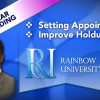 Setting Appointments; Improve Holdup – webinar recording by Clay Wilson