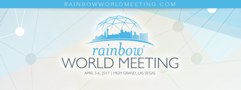 2017 RAINBOW WORLD MEETING IN LAS VEGAS @ MGM Grand | Las Vegas | Nevada | United States